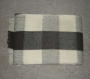 100% natúr gyapjú takaró (pléd) 210 x 160 cm